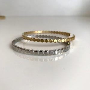 Bracelet jonc métal
