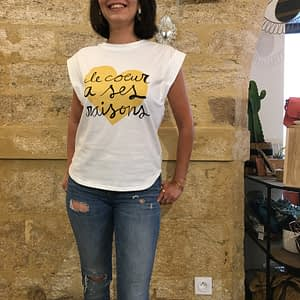 Tee-shirt femme