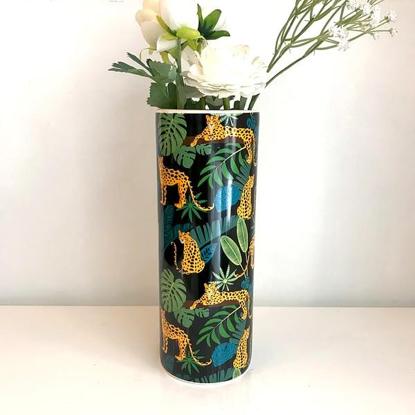 Vase jungle