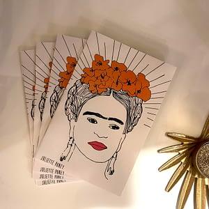 Carnet Frida