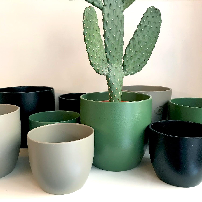 Cache-pot céramique