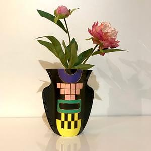 Vase papier
