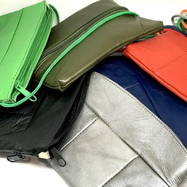 Mini sac cuir