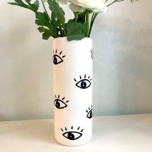 Vase oeil