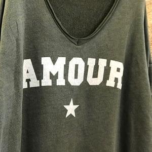 Sweat-shirt Amour