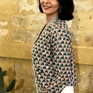 veste légère femme