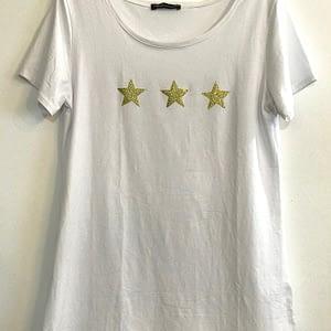 Tee-shirt étoiles